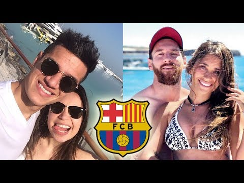 Barcelona Players Wifes & Girlfriends 2018
