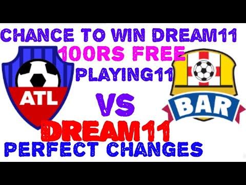 ATL vs BAR DREAM 11 TEAM || FC BARCELONA vs ATLETICO MADRID MATCH PREVIEW & LINEUPS || H2H TEAM ||