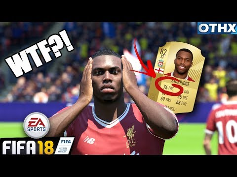 FIFA 18 | Most Inaccurate Player Stats ft. Sturridge, Ronaldo, Robben [1080p 60fps] | @Onnethox