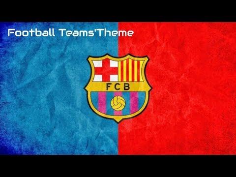 FC Barcelona Anthem (Himno Barcelona Fc) with Lyrics (con Letra) HD
