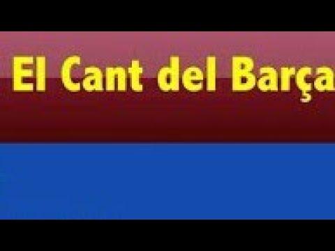FC BARCELONA SONG LYRICS ENGLISH/SPANSH