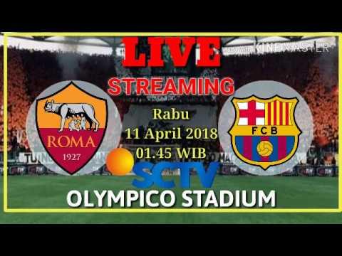 Jadwal Siaran Langsung AS Roma vs Barcelona • Quarter Final Liga Champions 2018 Leg 2