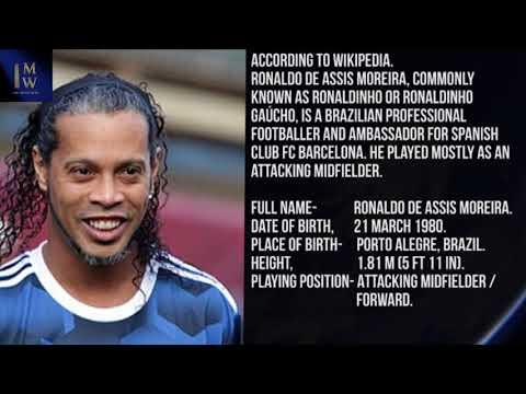 Ronaldinho 1 minute wiki