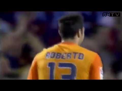Dani Alves Amazing Freekick Goal – FC Barcelona vs Atletico Madrid 19/09/09 HD ALL HIGHLIGHTS