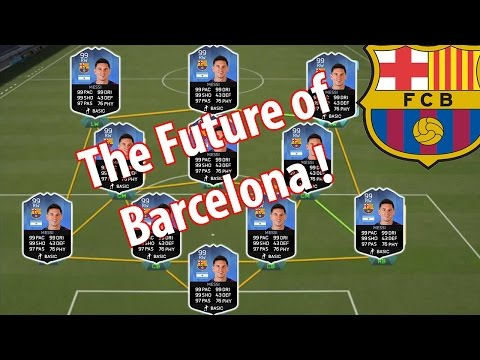 2016/2017 FC Barcelona Squad ! -NEW TRANSFERS/TRANSFER RUMORS AND MORE!-