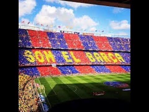 FC BARCELONA Anthem & Lyric (El cant del Barca)