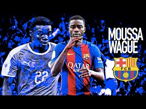MOUSSA WAGUE – Welcome to BARCELONA? ● 4K