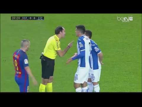 FC Barcelona vs Espanyol 4-1 FULL MATCH ENGLISH 12-18-16 BEINSPORTS HD