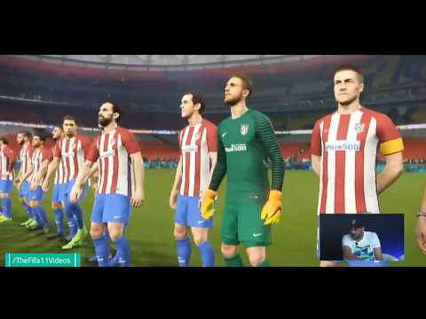 PES 2018   FC Barcelona vs Atletico Madrid   Full Match Gameplay (PS4/XBOX ONE/PC)