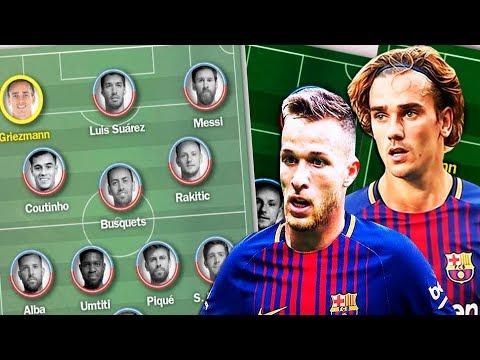 ¿ASÍ SERÁ EL FC BARCELONA EN 2019?