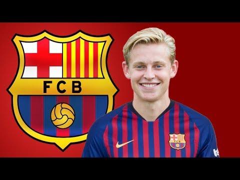 This Is Why Barcelona Wants Frenkie de Jong 2019