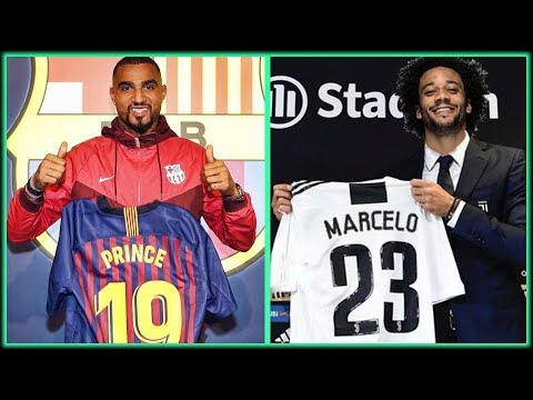 CONFIRMED Transfer News & RUMOURS ft. Marcelo | Higuain | Kevin Prince Boateng