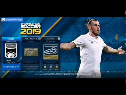 FC Barcelona in Dream League Soccer 2019