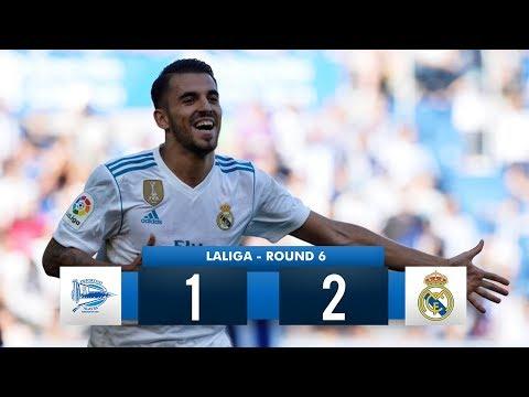 Deportivo Alavés 1-2 Real Madrid HD 1080i Full Match Highlights (24/09/17)