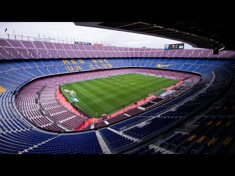 Camp Nou Tour Experience 2017 in 4K | FC Barcelona
