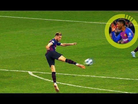 FC Barcelona – Top 10 Goals 2018