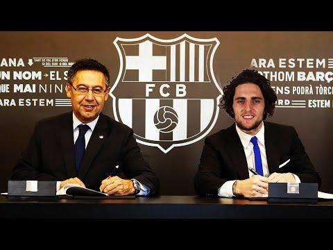 Adrien Rabiot – New Maestro – Barcelona's Transfer Target 2018
