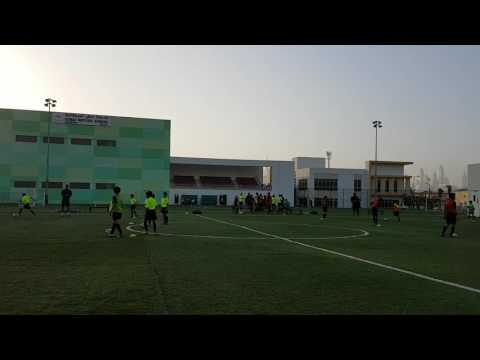Barcelona Football School in Dubai #fcbarcelona