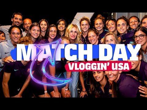 Julia Roberts came to our match! VLOG | Vloggin' USA