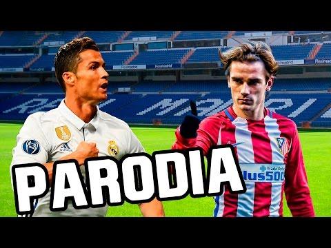 Canción Real Madrid vs Atletico Madrid 3-0 (Parodia Danny Ocean – Me Rehúso) RESUBIDO