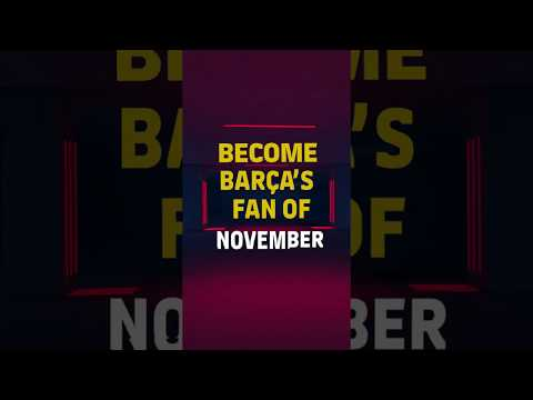 BarçaViber Fan of the Month: Win official FC Barcelona prizes!