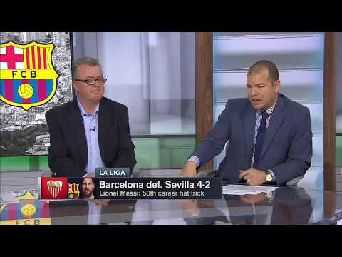 'It's either Messi or it's nobody else for Barcelona' – Alejandro Moreno | ESPN FC