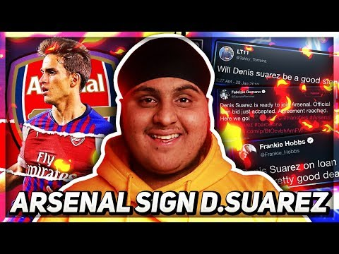Arsenal SIGN Denis Suarez From Barcelona! | Arsenal Twitter Reacts…