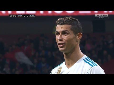 Cristiano Ronaldo vs Atletico Madrid Away HD (18/11/2017)