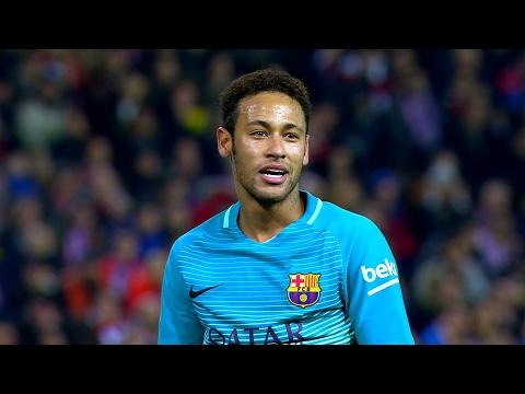 Neymar vs Atletico Madrid Away HD 1080i (01/02/2017) by MNcomps