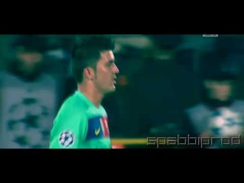 David Villa Barcelona 2010/2011 HD