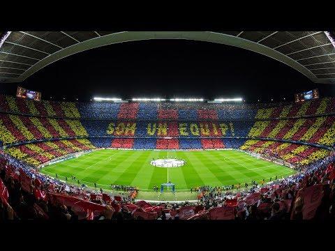 Barcelona anthem with lyrics and English translation