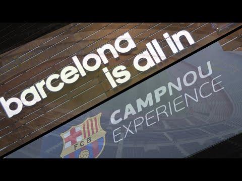 Barcelona 2015 – Nou Camp Tour, Adidas Store, Espanyol Training Ground&More!