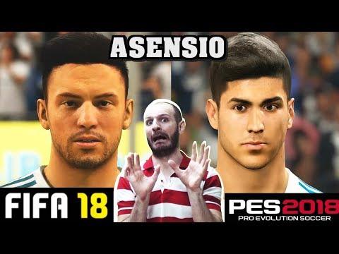 ¡¡¡UN CIEGO HARÍA MEJOR LAS CARAS EN FIFA 18!!! – Sasel – PES 2018 – Faces – Español