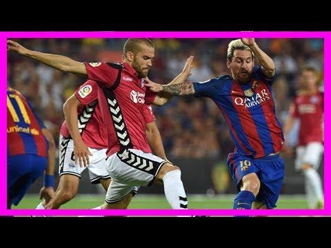 La liga 17/18 week 2: alaves vs barcelona, lineups, preview & prediction