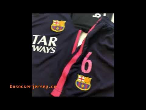 Dosoccerjersey.net Barcelona 2016-17 Away Cheap Soccer Jerseys Football Shirts Reviews