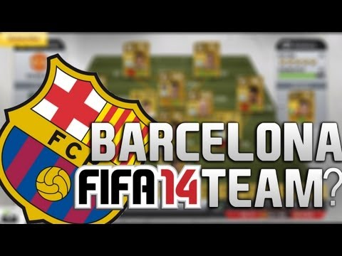 FIFA 13 – FC Barcelona Potential FIFA 14 Team?! (NEW Signings + Rumours!)
