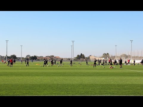 24h in C.E Futbol Salou | Training camp