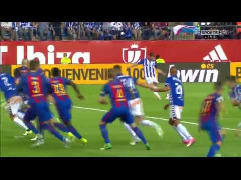 Barcelona vs Alaves 3-1 – All Goals & Highlights (Copa Del Rey Final) 27/05-17