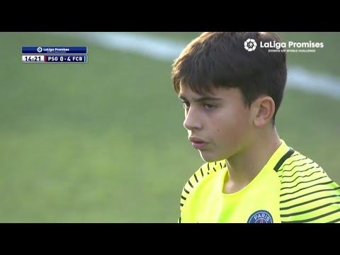 LaLiga Promises – Paris SG vs FC Barcelona 0-4 – All Goals & Full Highlights (28/12/16)