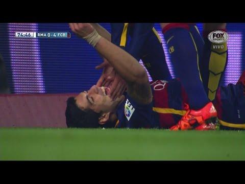 Barcelona vs Real Madrid 4-0 (4K Ultra HD) All Goals | 21/11/2015