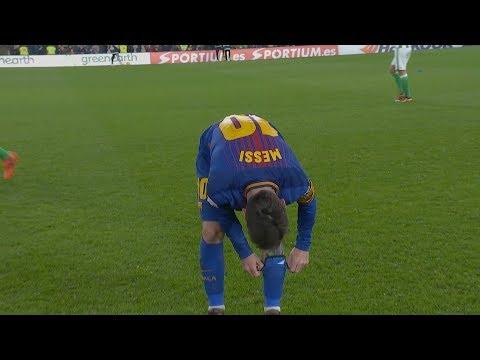 Lionel Messi vs Real Betis ULTRA 4K (Away) 21/01/2018