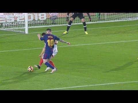 Lionel Messi vs Sevilla ULTRA 4K (Home) 04/11/2017 by SH10