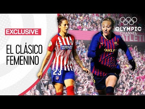 Atlético Madrid vs FC Barcelona – The Record Breaking Women's Football Club Match