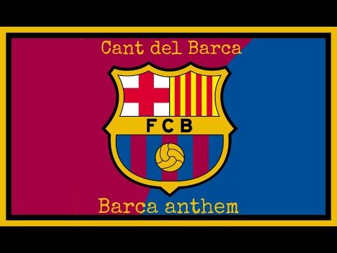 Lagu FC Barcelona – FC Barcelona anthem song with lyrics
