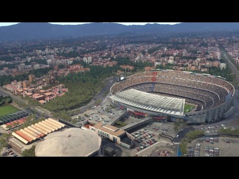 FC Barcelona Anthem Pes 2017