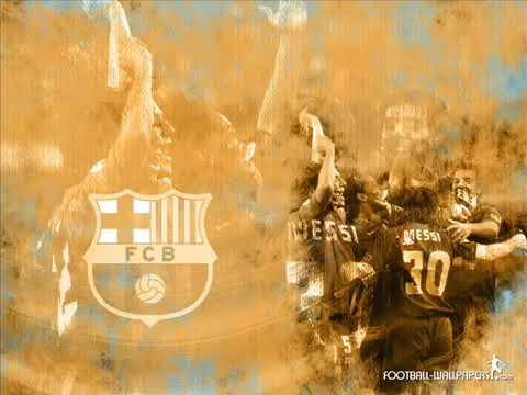 FC Barcelona Song ENGLISH /SPANISH