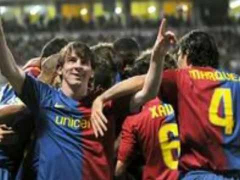 FC Barcelona Song 2010/11