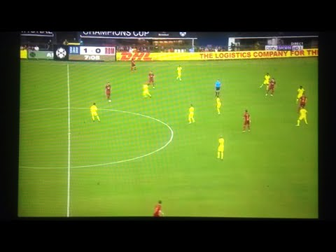 Fc Barcelona vs Roma live streaming