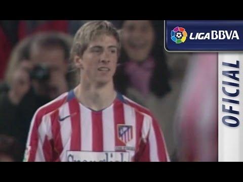 Highlights FC Barcelona (0-2) Atlético de Madrid 2004 – 2005 – HD