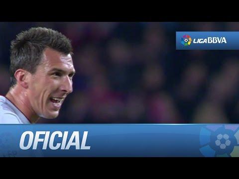 Juego duro en el FC Barcelona – Atlético de Madrid